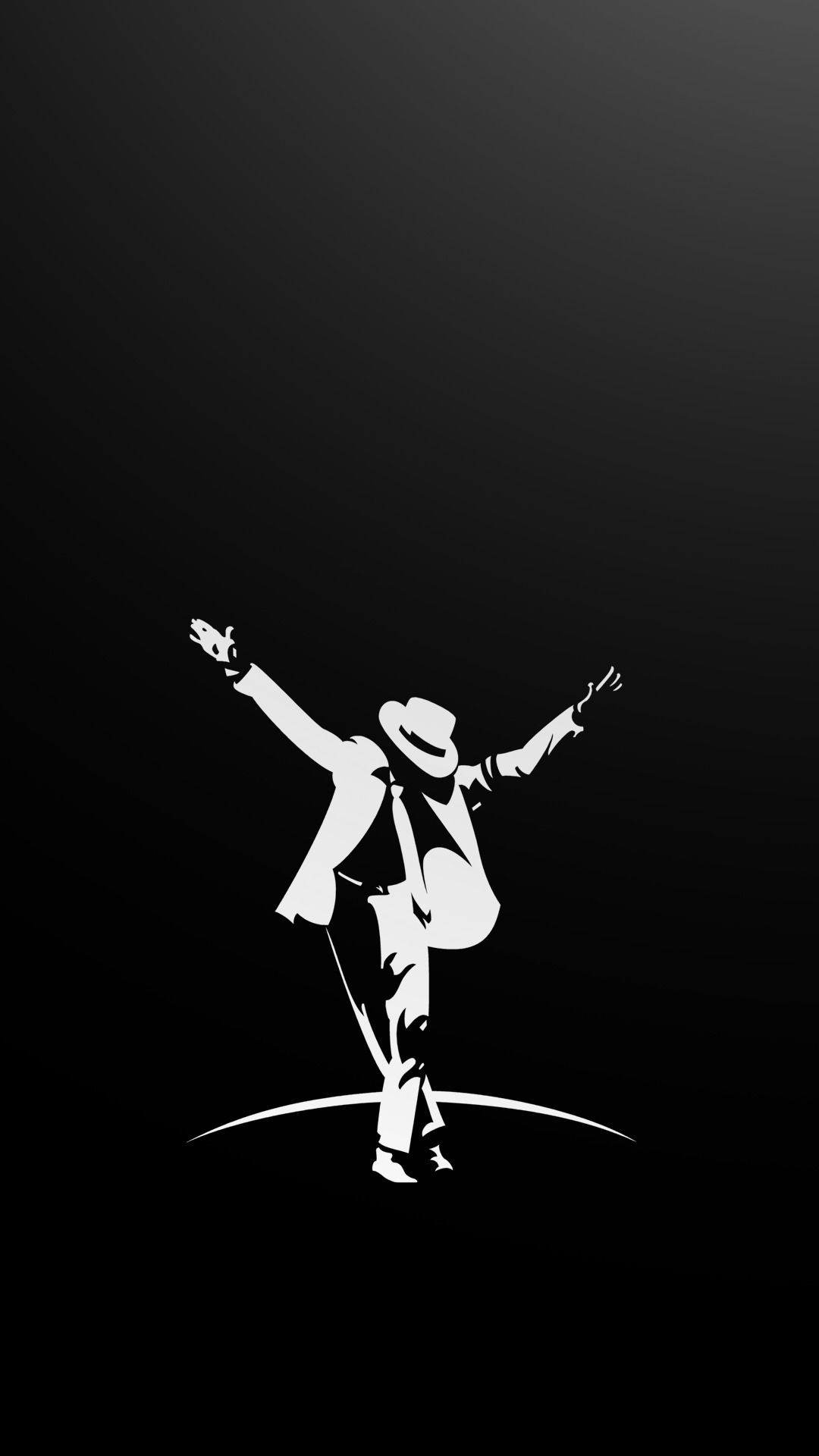Michael Jackson Dancing Art IPhone 7 Wallpaper