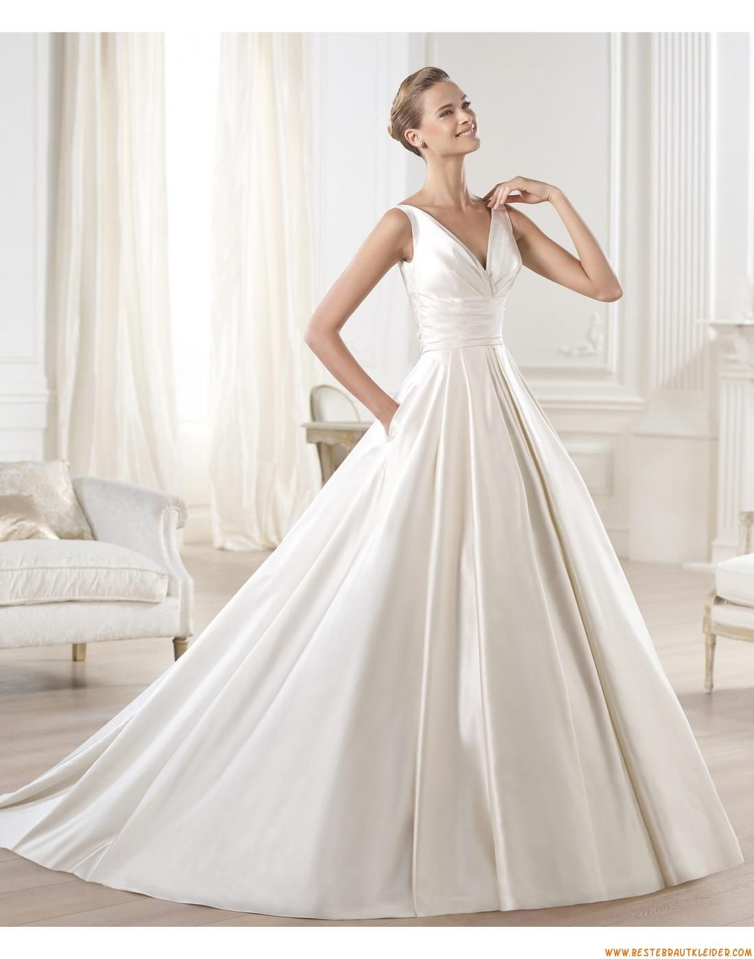 Pin on wedding dresses with pockets