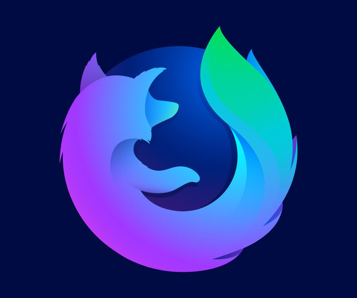 Firefox Has Unveiled a Simpler, More Vibrant Logo | graphic