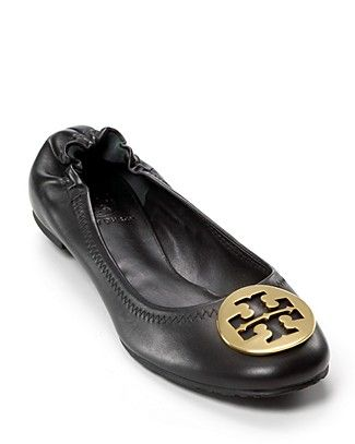 Tory Burch Flats - Reva Ballet Sooooooo perfect with any outfit
