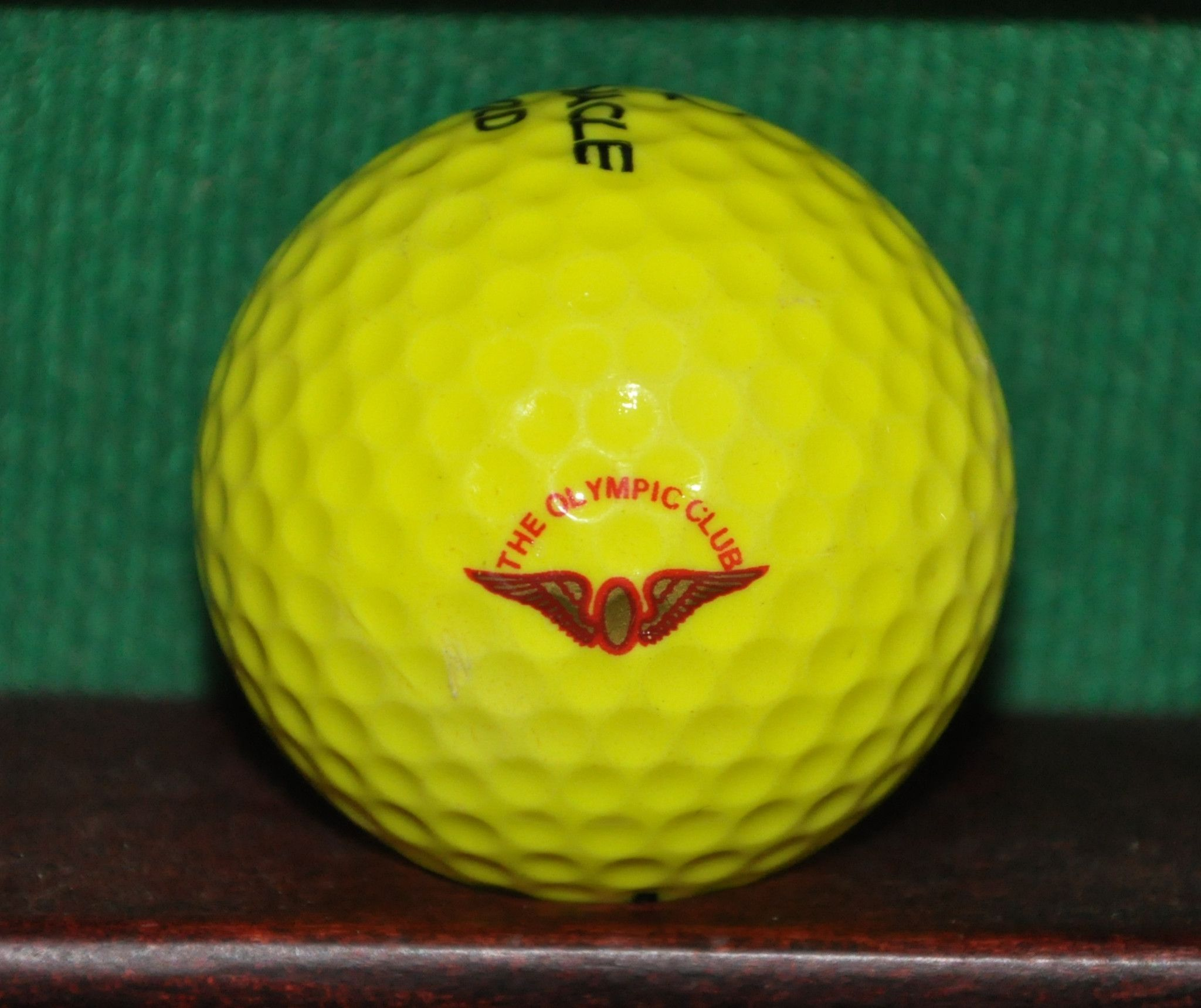 vintage the olympic club san francisco us open host course logo