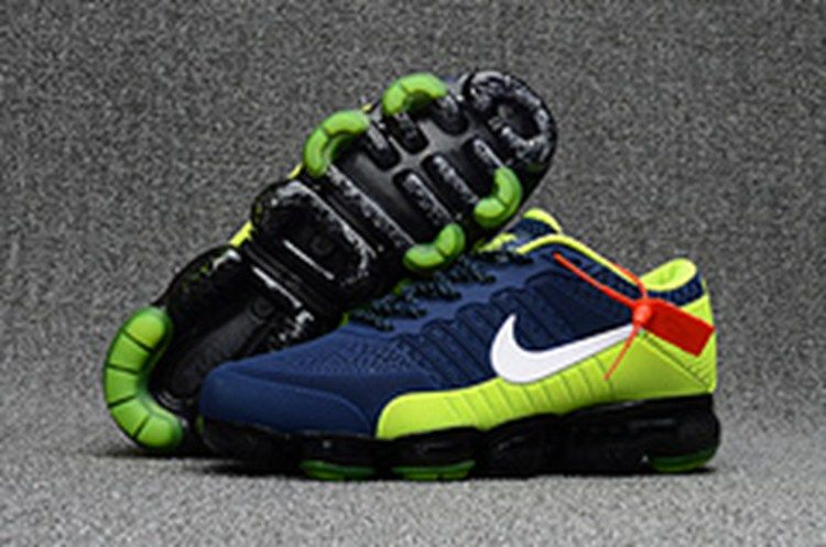 9f6dc5b01 Nike Air Max 2018 Top Running Shoes Navy Blue Green For Men