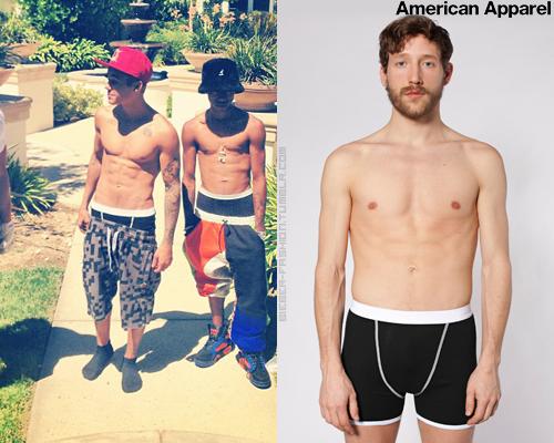 #justinbieber #celebs #underwear #boxer