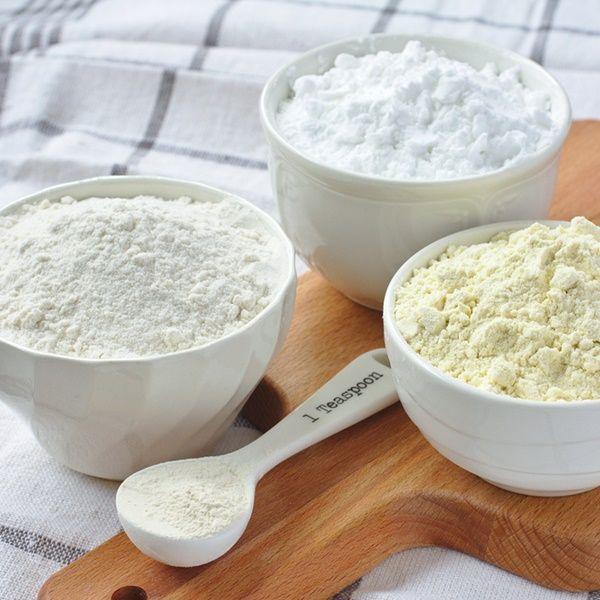 Basic Gluten-Free Flour Blend