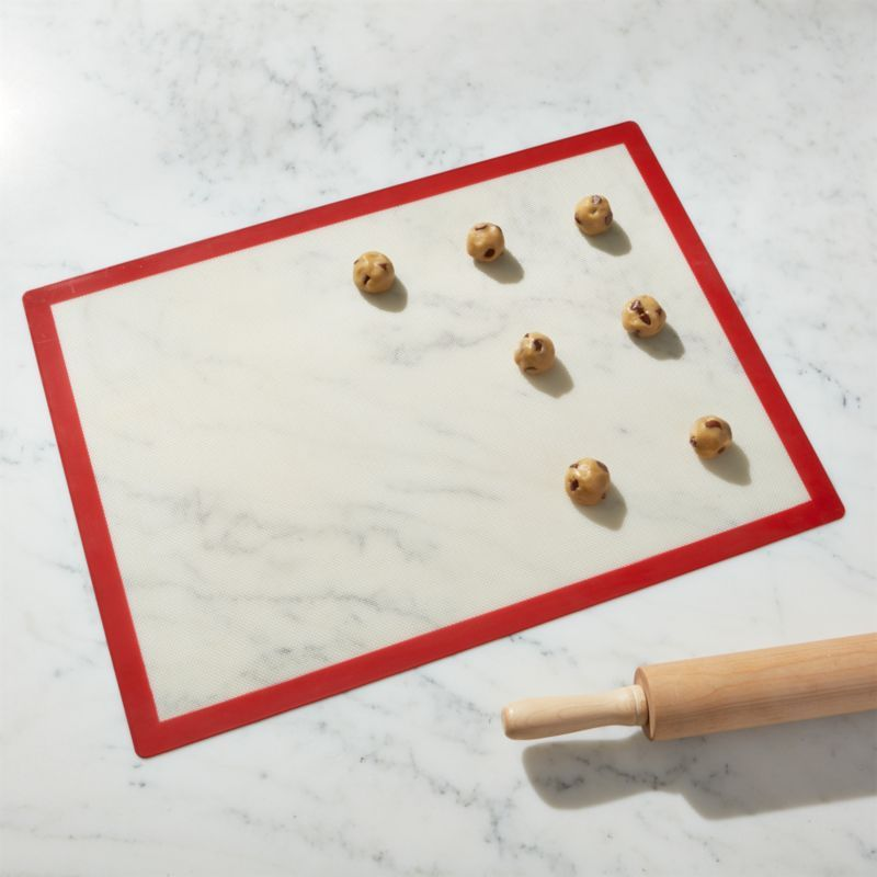 Silicone Counter Mat Reviews Crate And Barrel Crate And