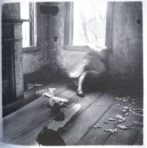 Untitled (providence, RI) by Francesca Woodman