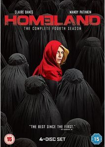 Homeland Cuarta temporada | Mediateca. Universidad de Alicante ...