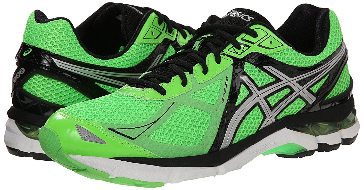 GT 2000 3 is a Perfect distance shoe, for the mild or