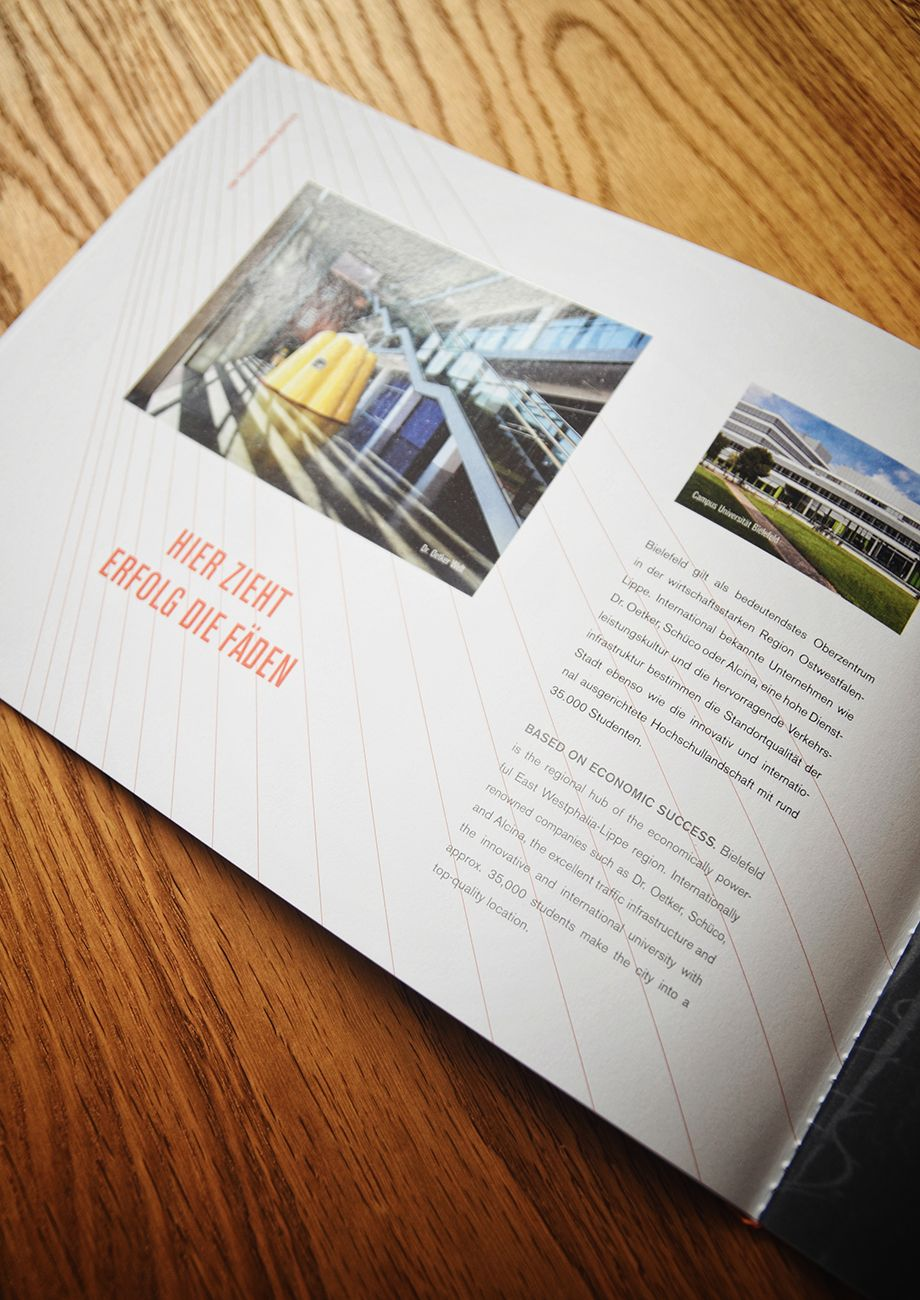 Brochure Design, Print Design, Real Estate Marketing, Broschüren ...