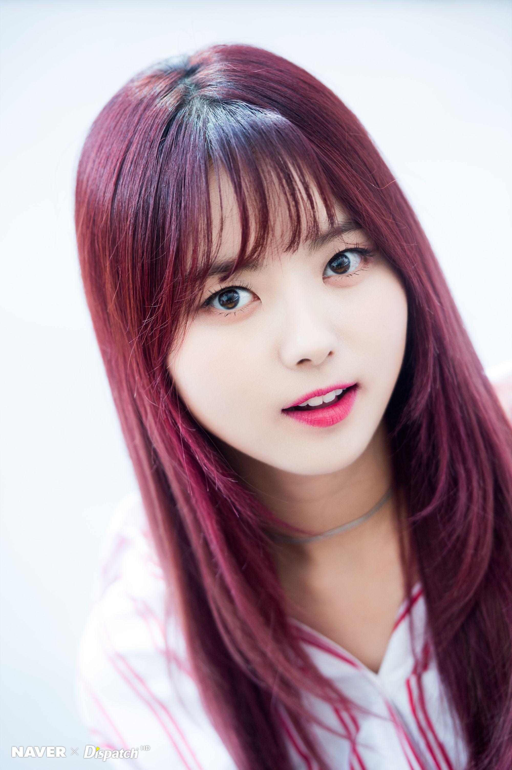 PRISTIN ♡ Im NaYoung 임나영 at Seoul, Gangnam-gu ...