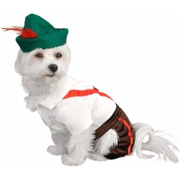 Lederhosen Dog Costume Dog Halloween Costumes Dog Halloween