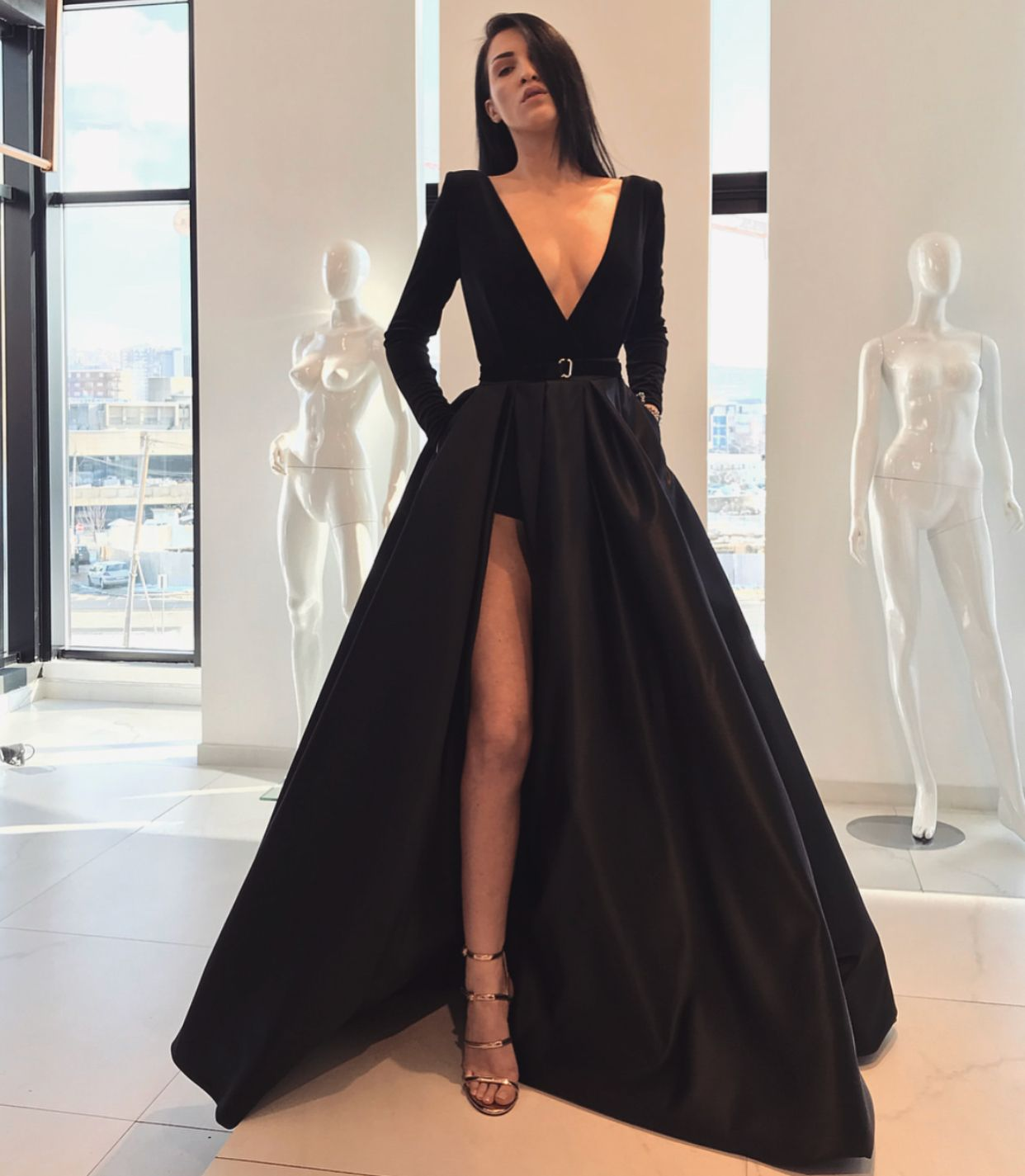 Pin by eleni ioannou on f gowns pinterest fancy gowns and clothes