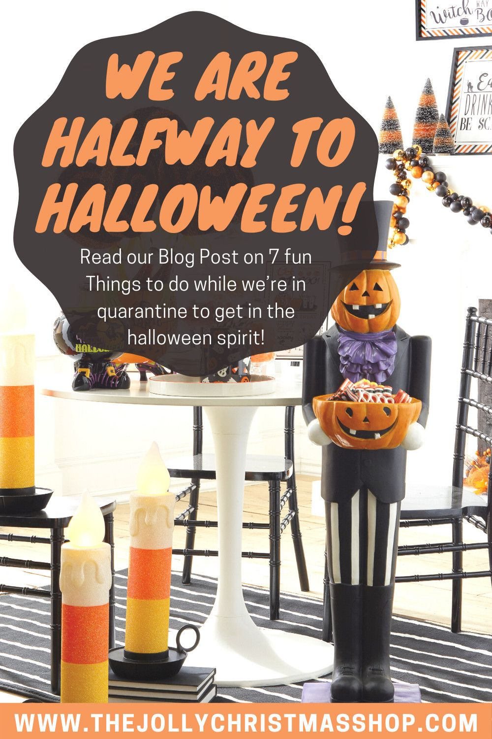 Halfway to Halloween What Is It and Idea's to Celebrate