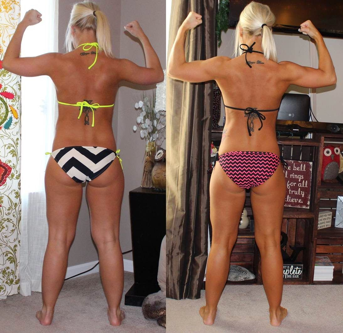 The Truth about Before and After Photos. Fitness, results ...