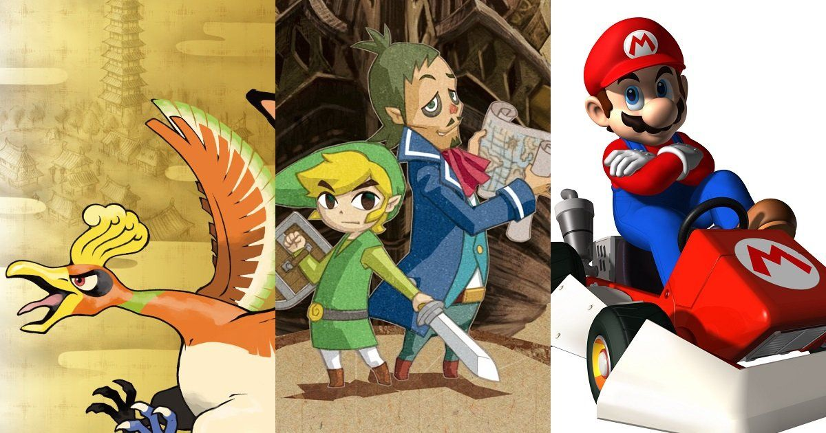 Toplist Results The 20 Greatest Nintendo DS Games of All