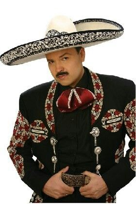 Pepe Aguilar... Major Mexican... I could listen to him all day  ... Don't judge me!! lol