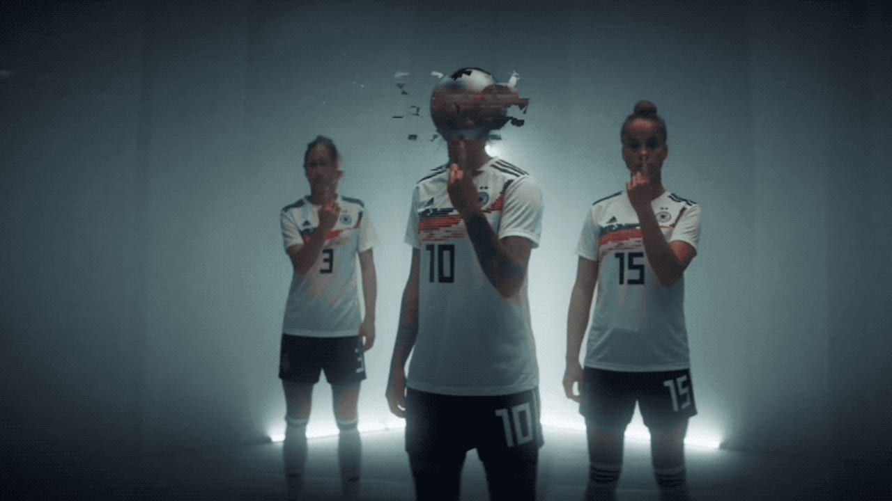 This World Cup ad for Germany's women's soccer team