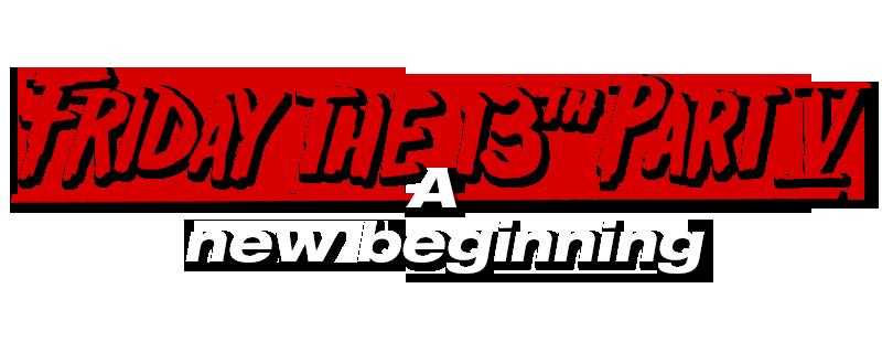 Movie Detail Fanart Tv New Beginnings Friday The 13th Fan Art