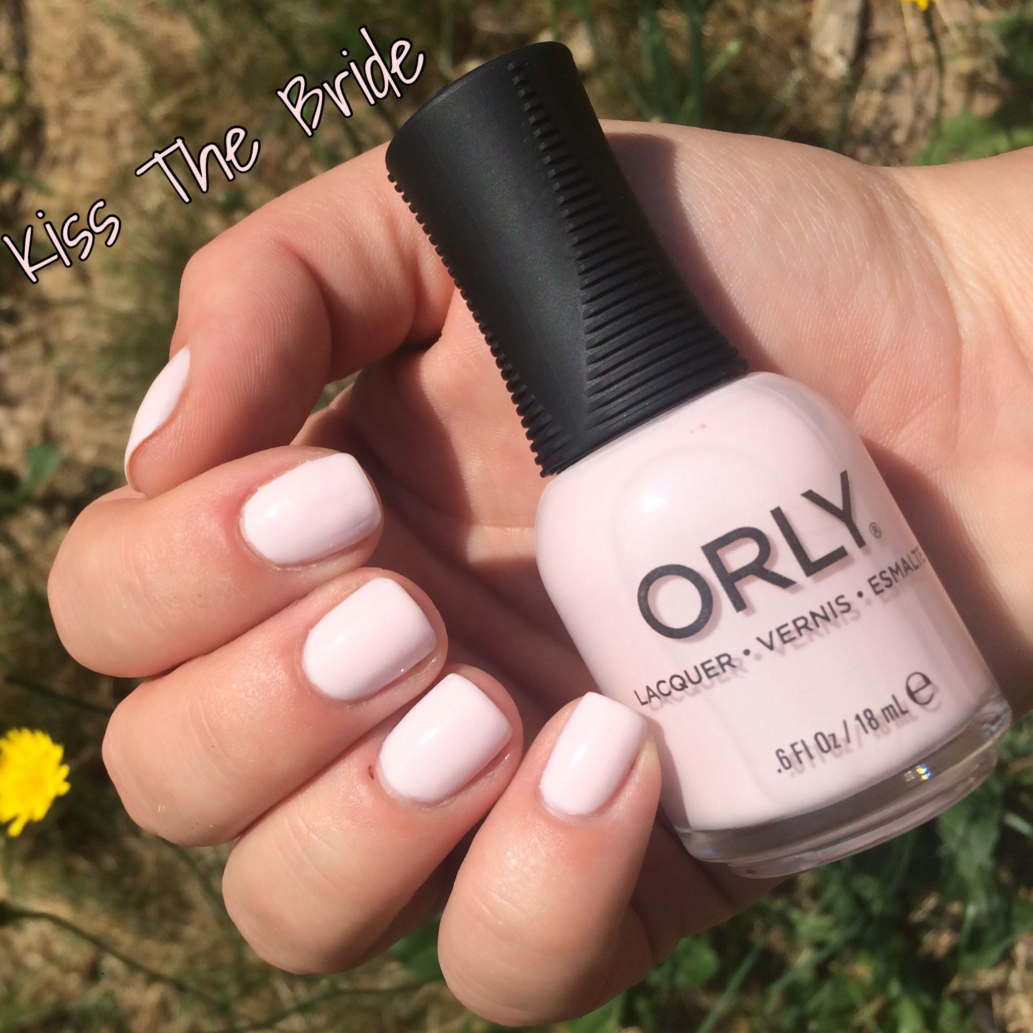 Kiss The Bride by Orly | Nails | Pinterest | Bride nails, Orly nail ...