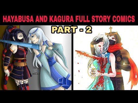 Hayabusa & Kagura story Part - 2 ! Mobile legends Best ...