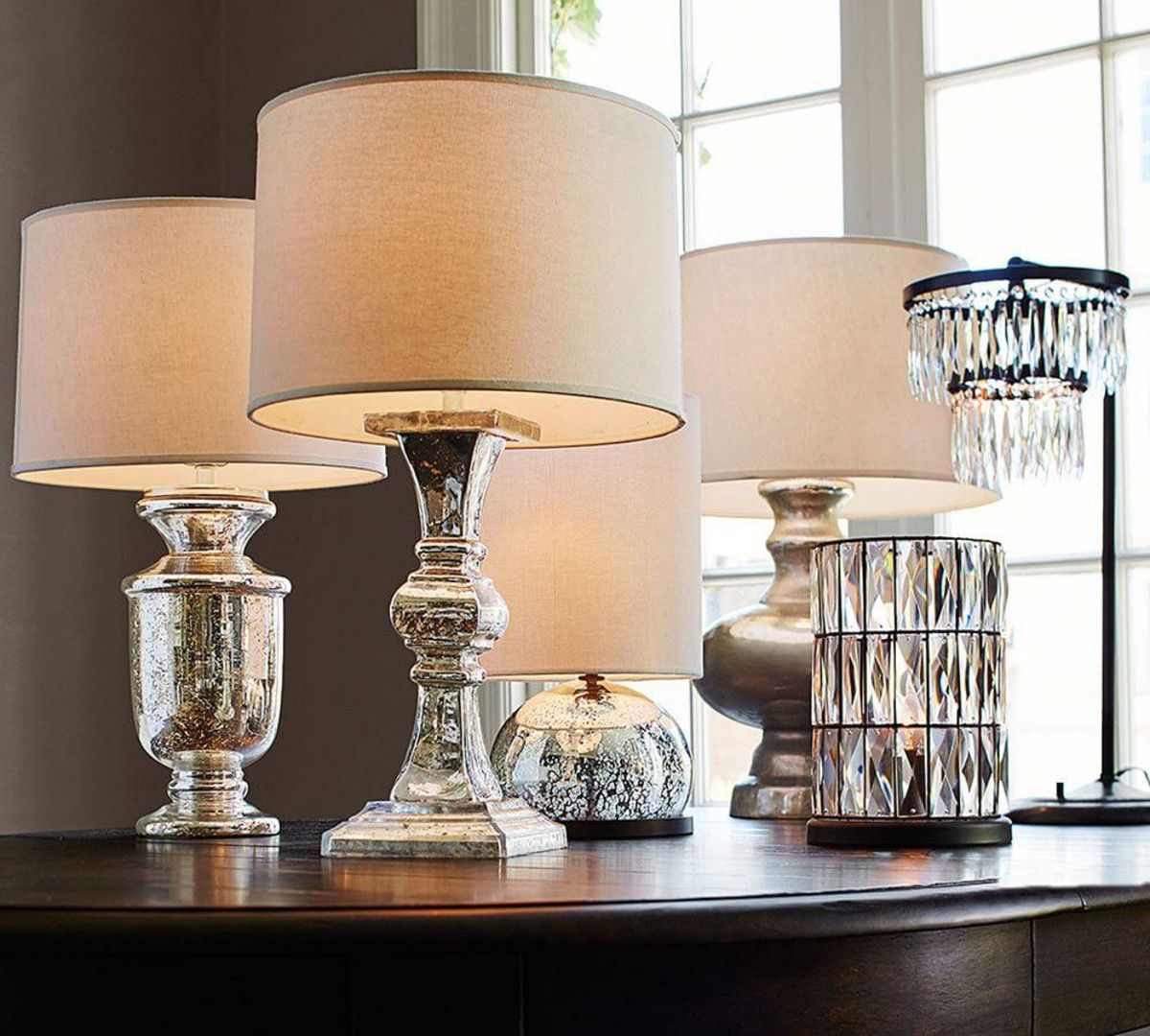 Superior Lamps: Hand Blown Glass Table Lamps Frosted Glass Table Lamp Murano Glass Table  Lamp Italian