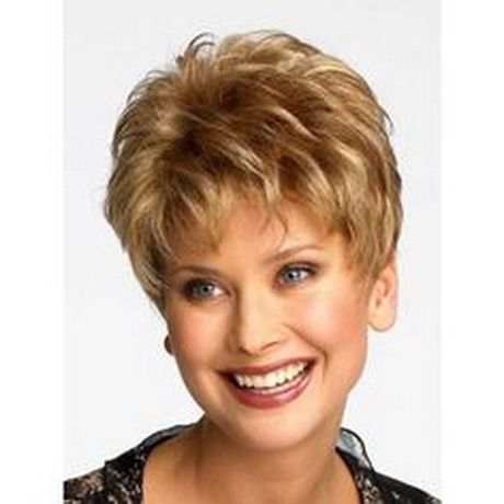 Hairstyle For Women Classy Women With Frosted Gray Hair  Short Pixie Hair Styles For Women