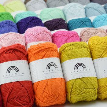 Photo of Rainbow Cotton 8/4