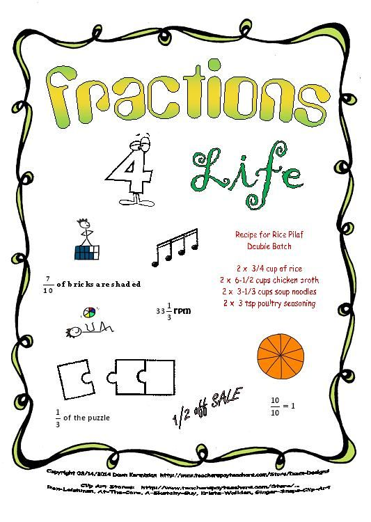 Fractions Mixed Numbers Simplify Multiply Divide Add