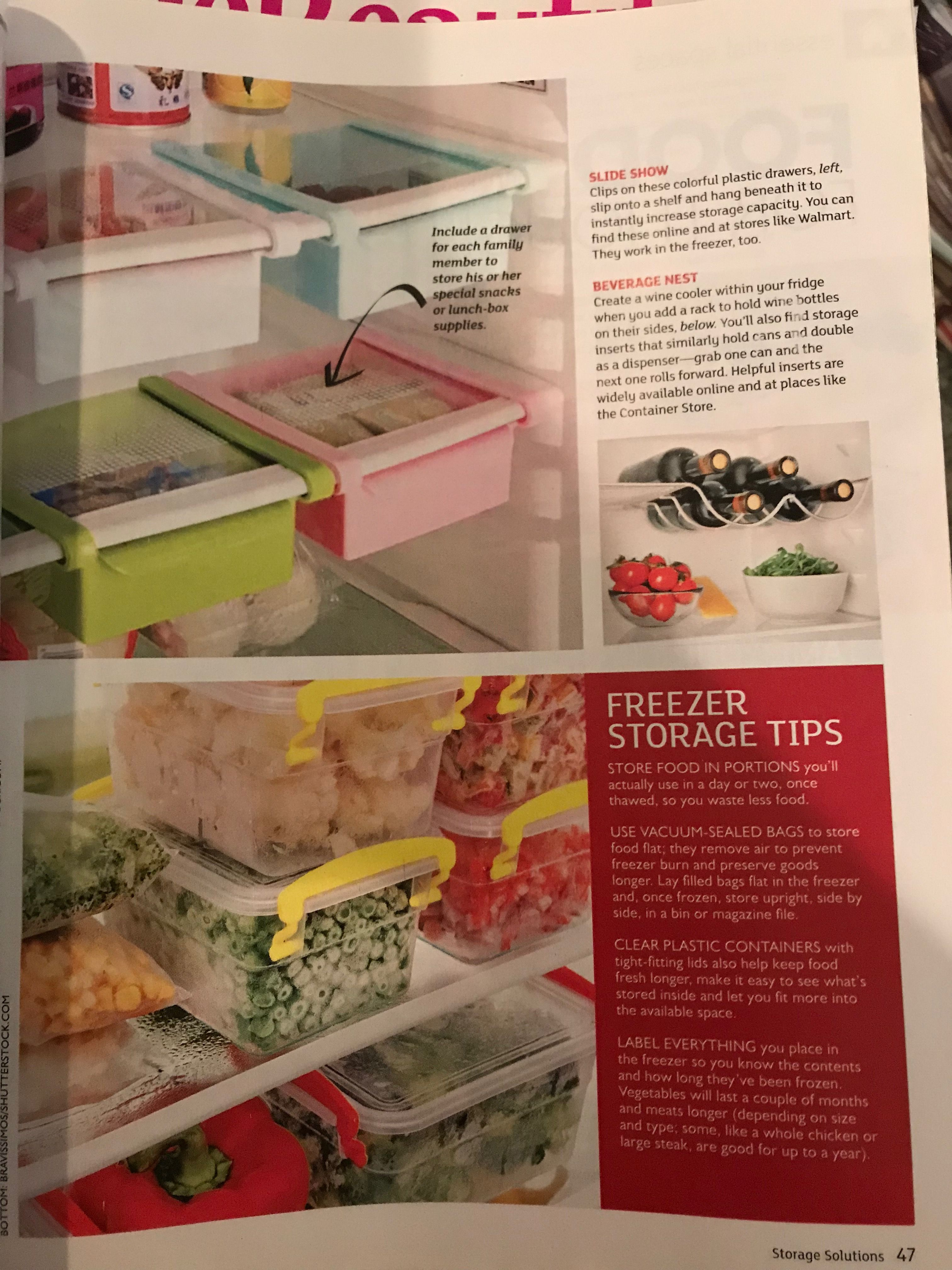 Pin By S Golden On Kitchen Ideas Food Portions Food Store Storage Supplies