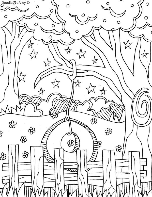 Free Printable Summertime Coloring Pages And Printables Summer