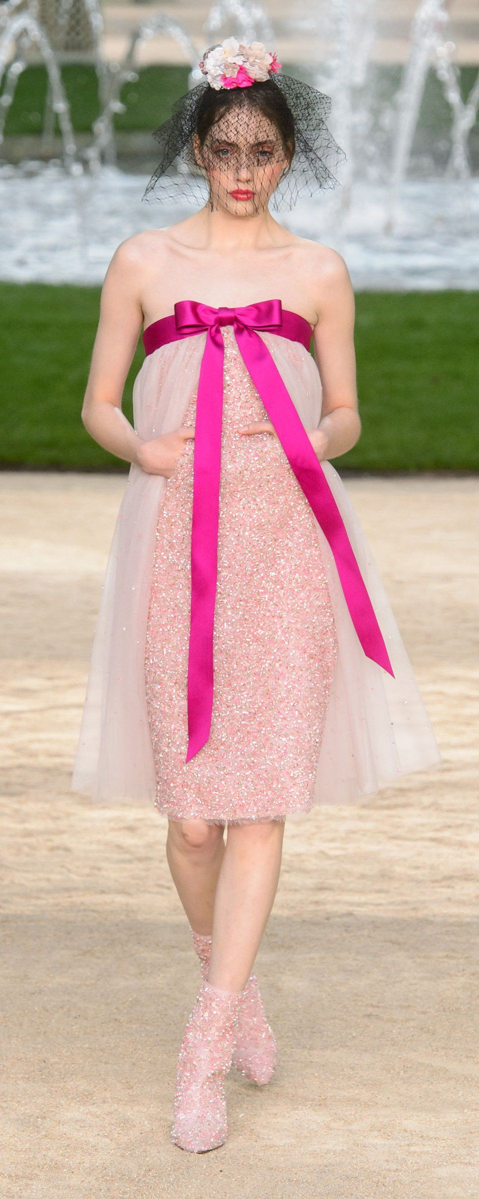 Chanel springsummer couture chanel pinterest chanel