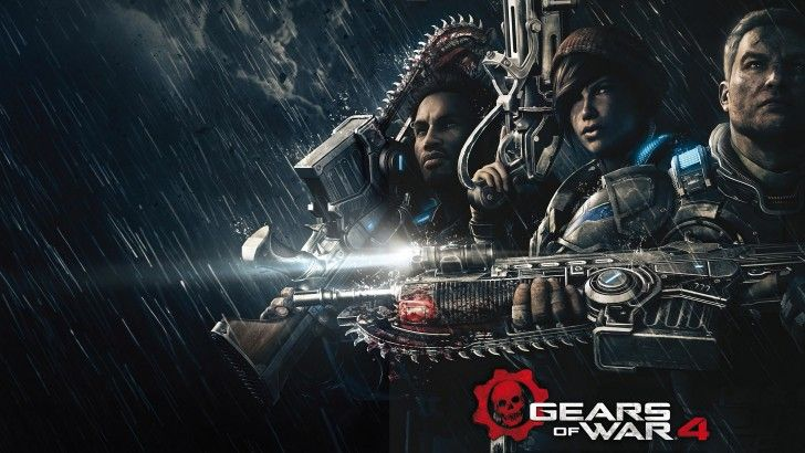 Download Gears Of War 4 4k Wallpaper Jd Fenix Kait Diaz And