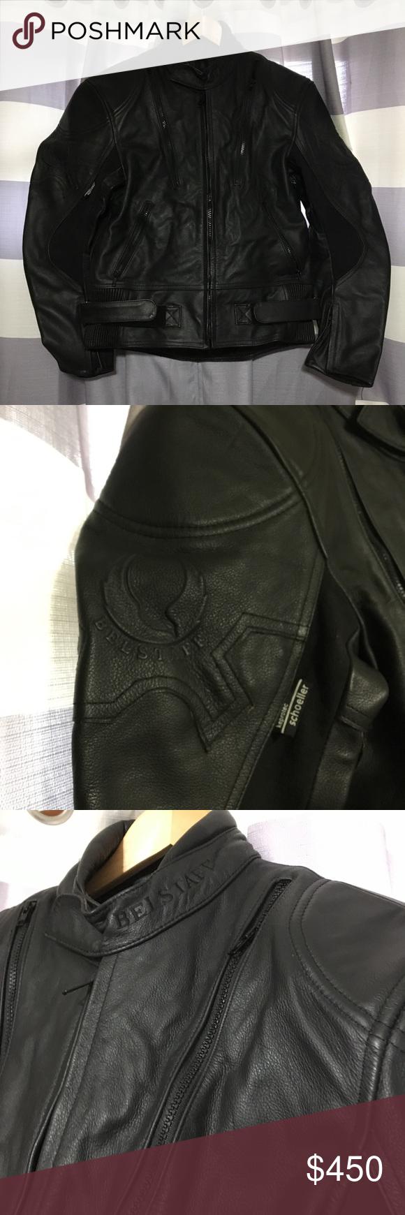 eximir amortiguar etiqueta  Men's Belstaff Keprotec Schooler Leather Jacket This is a very nice men's  Belstaff Keprotec Schoeller leather moto jack…   Leather jacket, Jackets,  Belstaff jackets