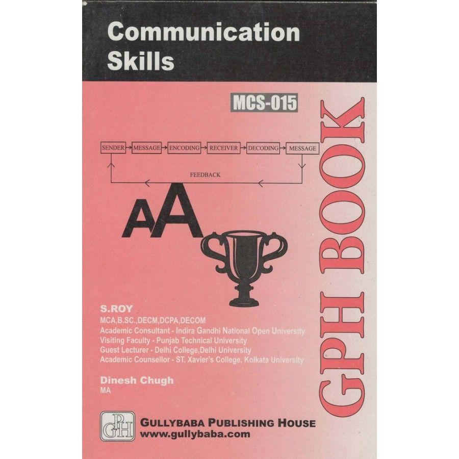 Mcs15 communication skills gph publication with images