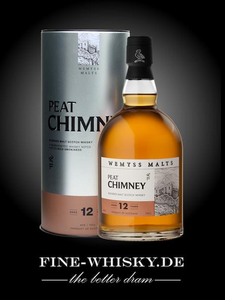 Peat Chimney 12 yo Wemyss