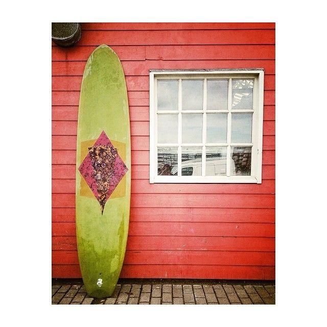 Belgische surfplank Flow & Soul (zou ik dat ook kunnen maken?)