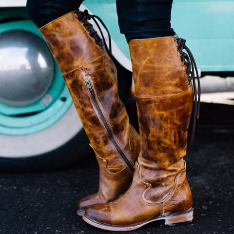 8db4e6a7d67 womens freebird cyn cognac boot