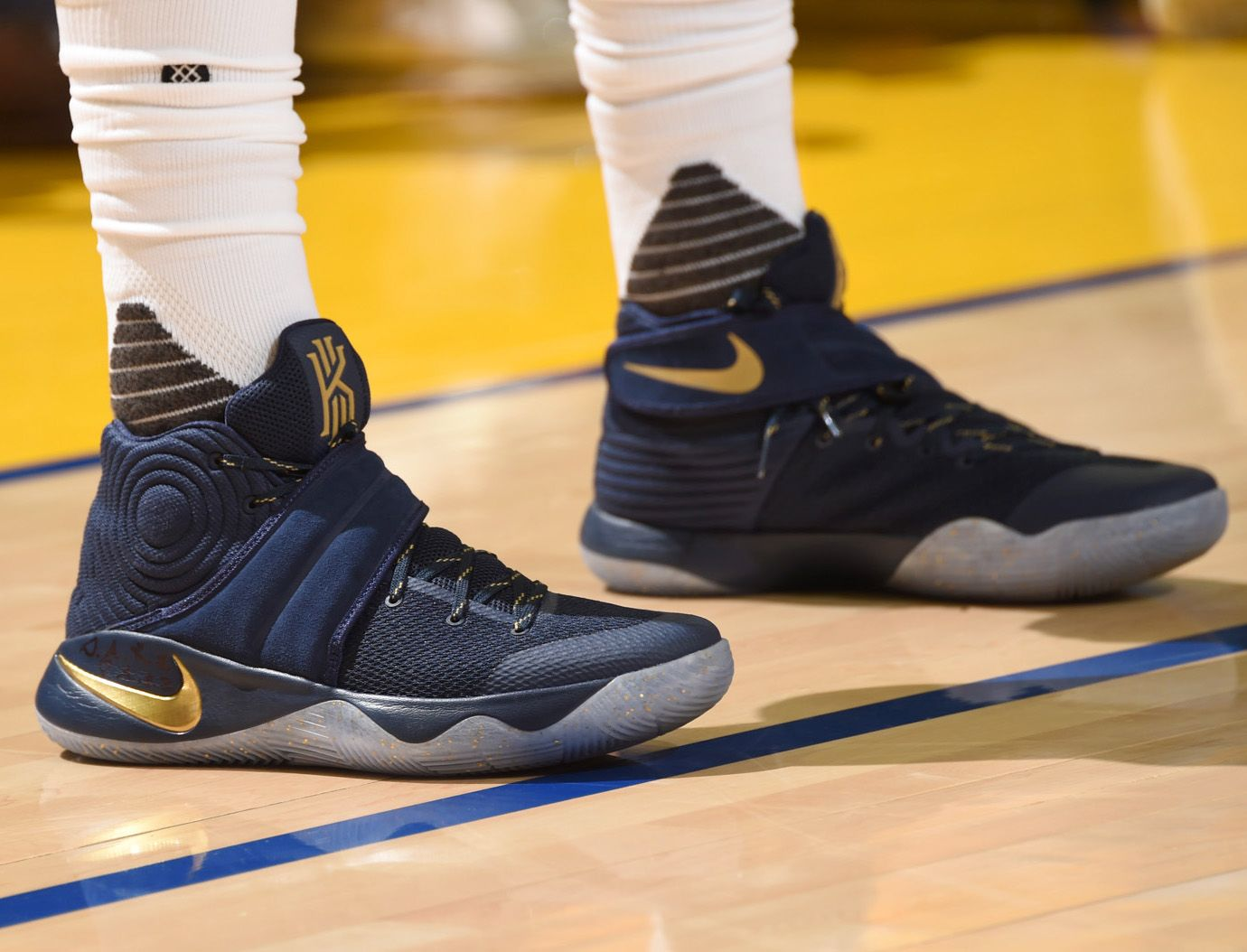 Kyrie Irving — Nike Kyrie 2 (Game 2)