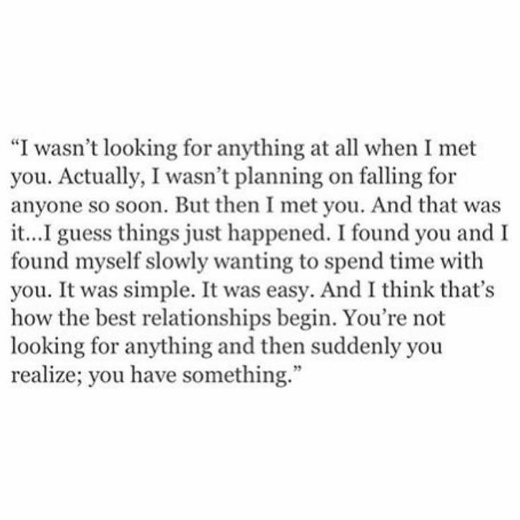 I didn't plan on falling for you.. on We Heart It