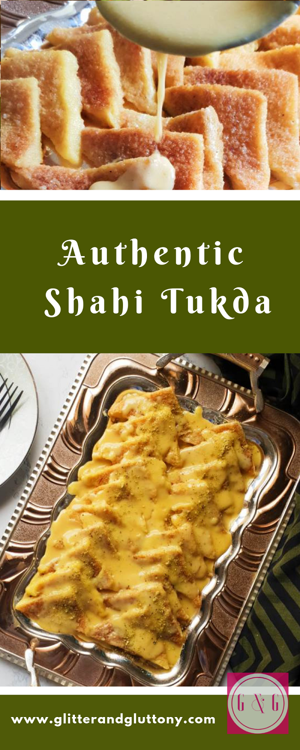Shahi Tukda Recipe Pakistani Indian Bread Pudding Recipe Shahi Tukda Recipe Recipes Indian Bread