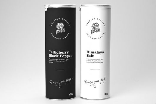 Looks like good Packaging Design by Niklas Hessman