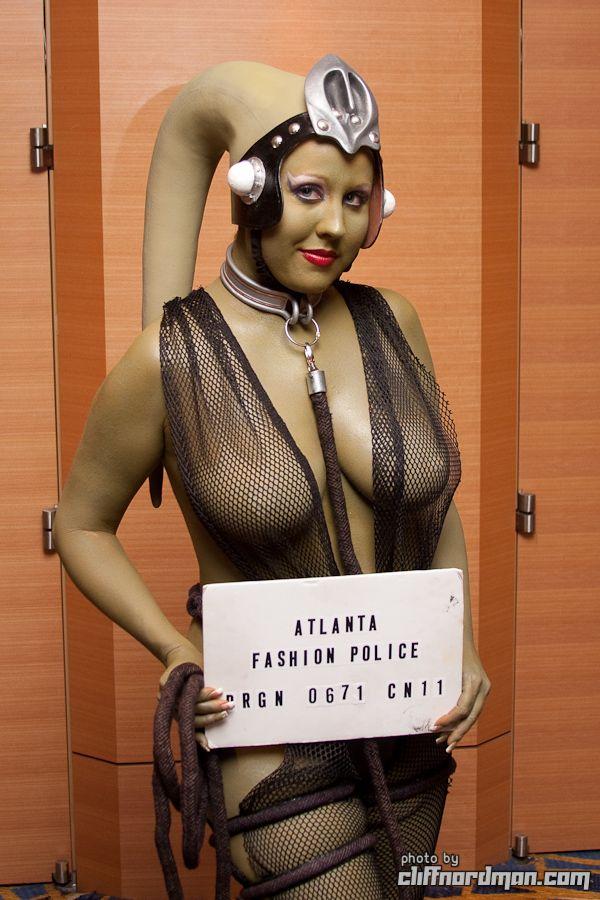 Alien Babe 18