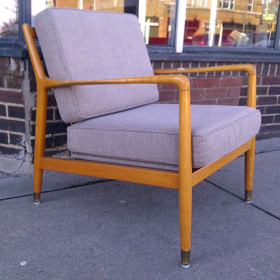 Folke Ohlsson For Dux Swedish Lounge Chair. I Love These Chairs  Petit And  Sleek
