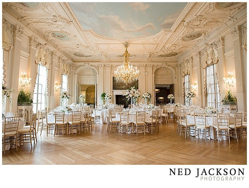 """It's hard to beat the """"Grand""""ness of the Rosecliff Mansion"""