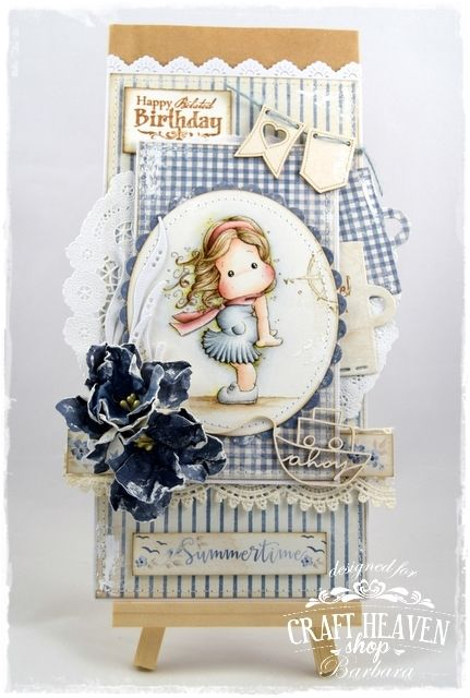 Craft Heaven Shop Inspirational Blog: Ahoy..