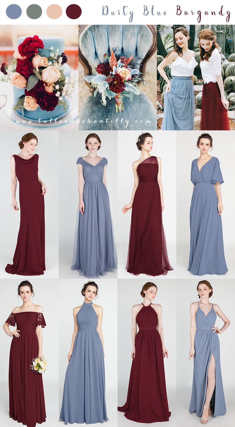 Long & Short Bridesmaid Dresses 80149, Size 230 and