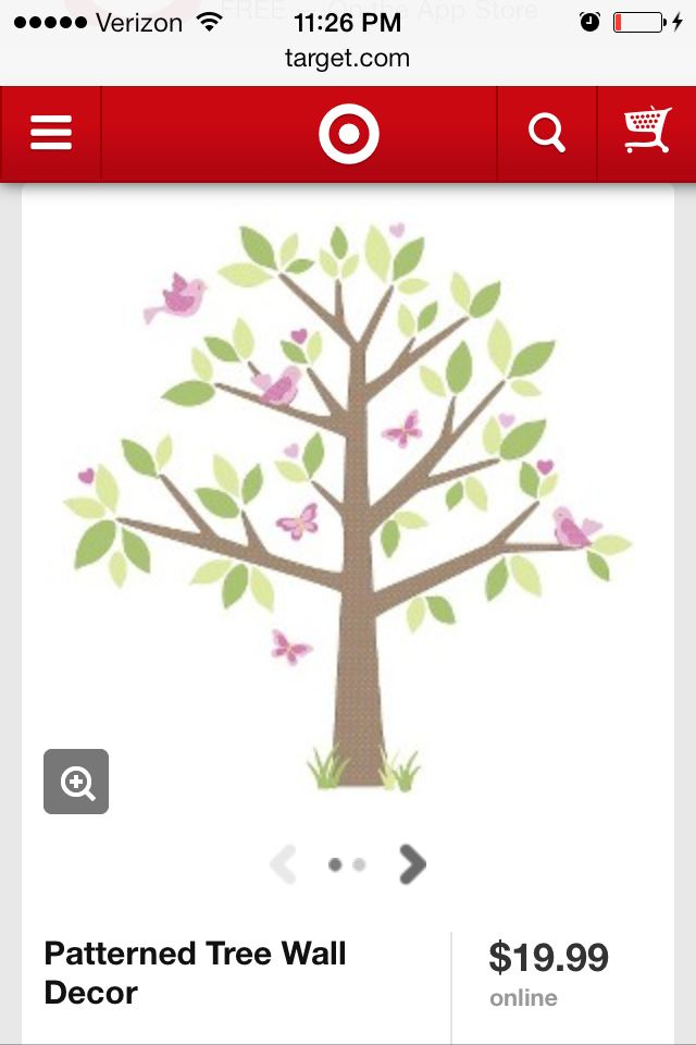 Enchanted forest decal Tree wall decor, Wall decor
