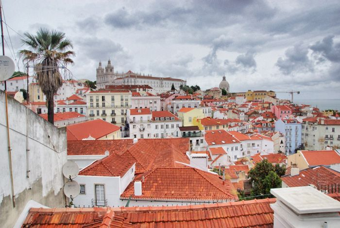 Mein erstes Mal Lissabon - ich sage WOW!