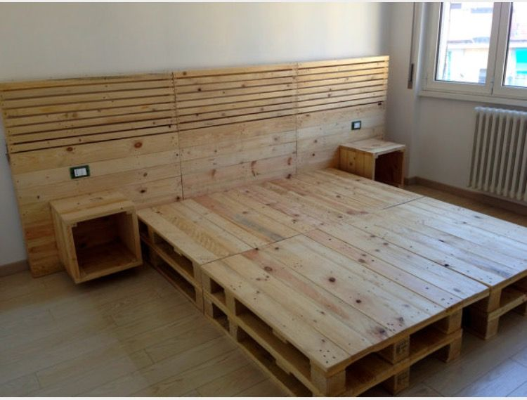 20 Amazing Ideas For Wood Pallet Furniture He Items Are One Of The Foremost Things That Could Be Done With Shipping Pallets