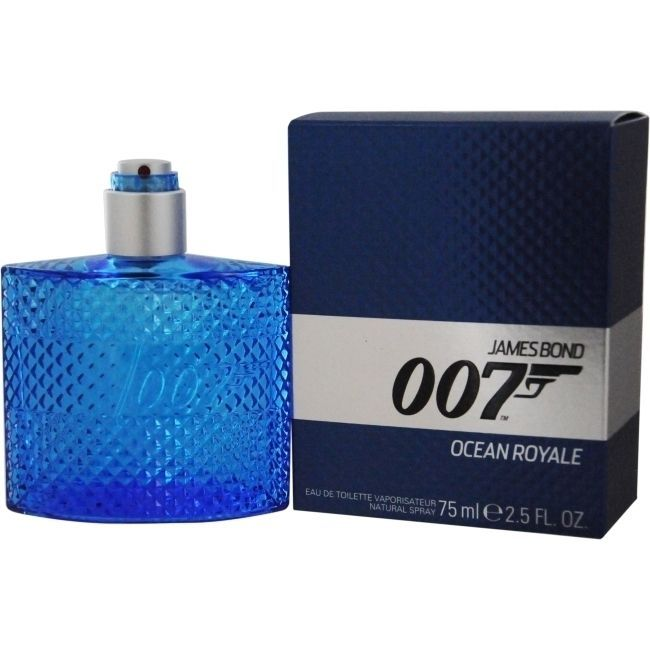 OceanblueRoyale James De 2 Eau 007 5 Ounce Men's Bond Toilette eWxQrdBoC